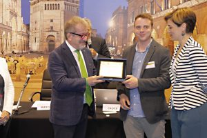 "NAM won the first prize of the ""Premio Chimica Verde Innovazione"""