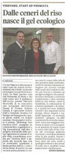 """La Provincia Pavese"", 27/04/2016"