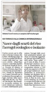 """La Stampa"", 28/04/2016"