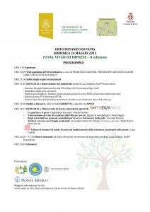 """NAM at """"Pavia, vivaio di imprese"""""""