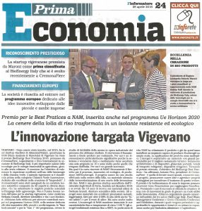 """L'Informatore"", 28/04/2016"